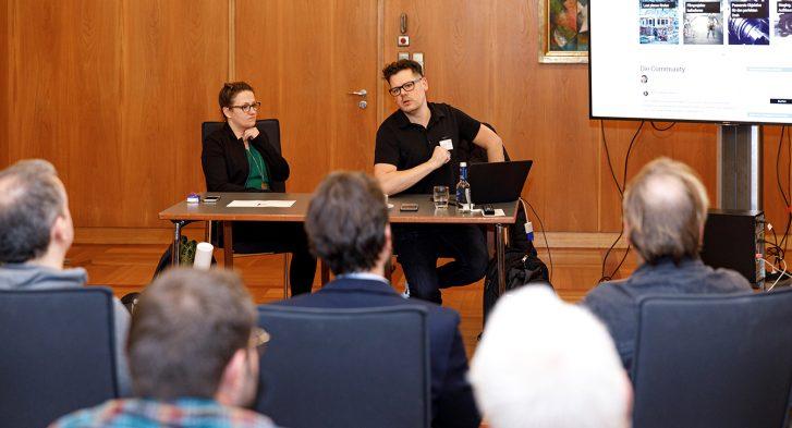 Symposium zur Filmwirtschaft